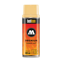 Molotow Belton Spray Paint - 400 ml Can, Sahara Beige Middle