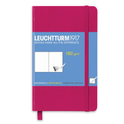 Leuchtturm1917 Sketchbook - Berry, Pocket