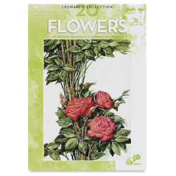 Leonardo Collection Flowers 20 cover of book