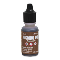 Ranger Tim Holtz Alcohol Ink - Teakwood, 0.5 oz