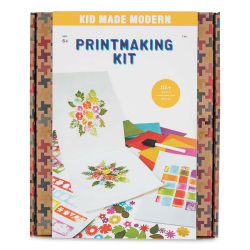 Kid Made Modern Printmaking Craft Kit
