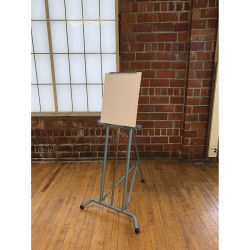 Klopfenstein PE 101 Steel Art Easel (Shown in use)