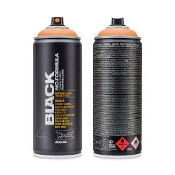 Montana Black Spray Paint - Tomorrow, 400 ml can