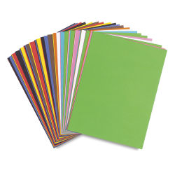 Pacon Tru-Ray Construction Paper - 12'' x 18'', Assorted, 50 Sheets