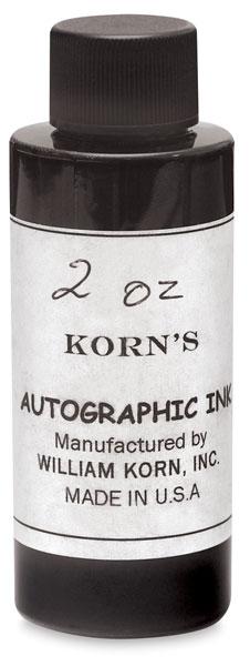 Korns Autographic Ink