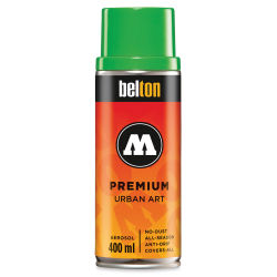 Molotow Belton Spray Paint - 400 ml Can, Clover Green