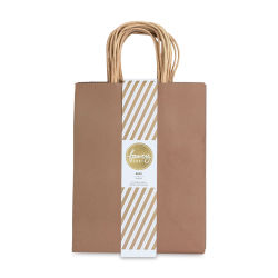 American Crafts Kraft Bags - Natural, Package of 13