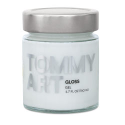 Tommy Art DIY System - Gloss Gel, 140 ml