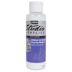 Pebeo Studio Acrylics Pouring Mediums - Pouring Medium, 250 ml