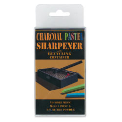 Artists Line Charcoal and Pastel Sharpening Box