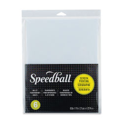 Speedball Screen Printing Ink Jet Transparency Sheets