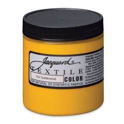 Jacquard Textile Color - Goldenrod, 8 oz jar