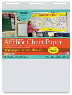 Heavy Duty Anchor Chart Paper