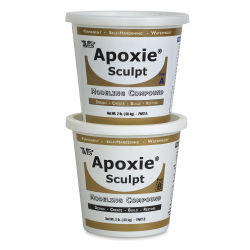 Aves Apoxie Sculpt, White, 4 lb