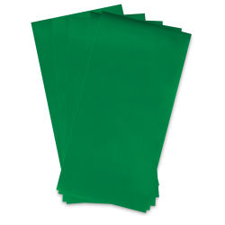 iCraft Deco Foil - Green, Pkg of 5