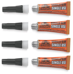 Gorilla Glue, Pkg of 6 Single Use Tubes