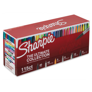 Sharpie Ultimate Marker Collection