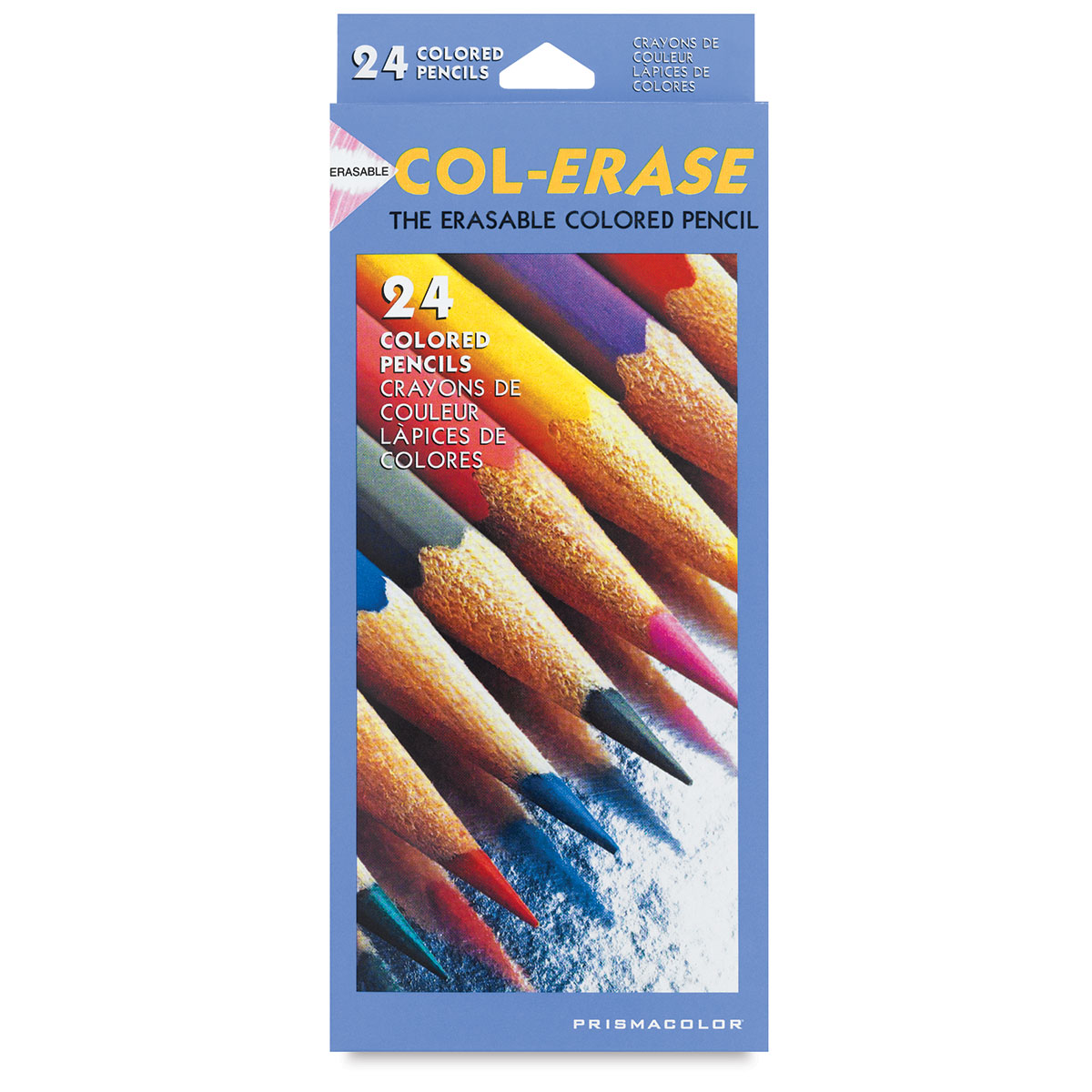 Prismacolor Col-Erase Pencil Set - Set of 24, Assorted Colors