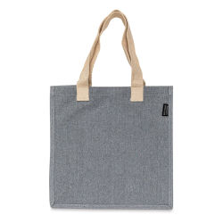 Harvest Import Recycled Canvas Tote - 12''H × 12''W × 7-3/4''D