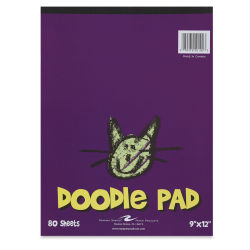 Roaring Spring Doodle Pad  - 9'' x 12''