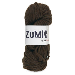 HiKoo Zumie Yarn - Turkish Coffee