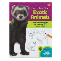 Walter Foster Learn to Draw Series - Exotic Animals