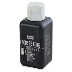 Pebeo Graphic India Ink - 250 ml