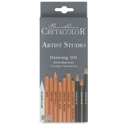 Artist 101 Set, 10 Pieces