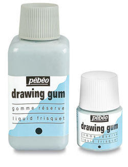 Pebeo Drawing Gum  Assorted Sizes