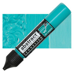 Sennelier Abstract 3D Liner, Turquoise