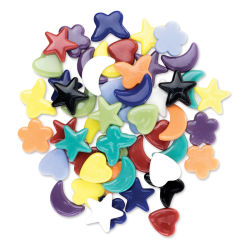 Diamond Tech Whimsy Shape Tiles - Opaque, 8 oz