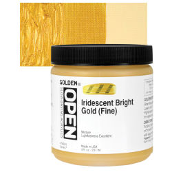 Iridescent Bright Gold (Fine)