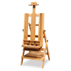Best Halley Easel - Oak