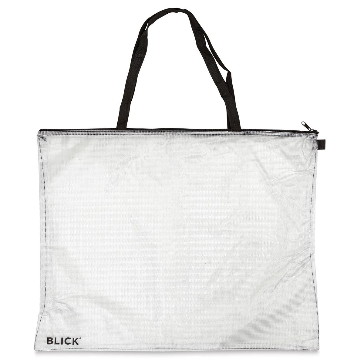 Medium 7 inch by 10 inch zipper Bag Gray Arrow