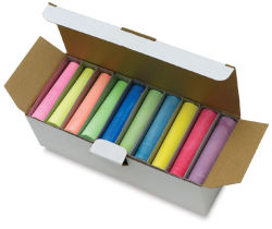Art Sidewalk Chalk, 30 Sticks