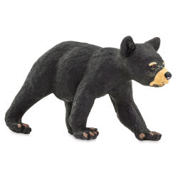 Safari Ltd Black Bear Cub Animal Figurine