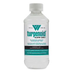 Weber Turpenoid Slow Dry - 8 oz Bottle