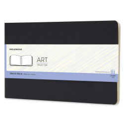 Moleskine Sketch Album - Large, 5'' x 8-1/4''