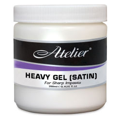 Chroma Atelier Medium - Heavy Gel, Satin