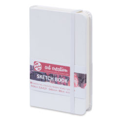 "Talens Art Creations Sketchbook - White, 5.5"" x 3.5"""