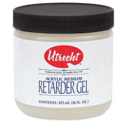 Utrecht Retarder Gel Medium
