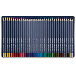 Faber Castell Goldfaber Aqua Watercolor Pencil - Set of 36