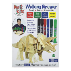 Kwik Kitz Walking Dinosaur Kit