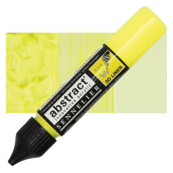 Sennelier Abstract 3D Liner, Fluorescent Yellow
