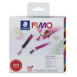 Staedtler Fimo Leather Effect Bookmark Kit