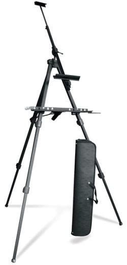 Aluminum Watercolor Field Easel