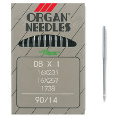 Sewing Machine Needles, Pkg of 10 - Size 14