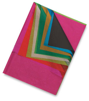 Assorted Color Tissue Paper
