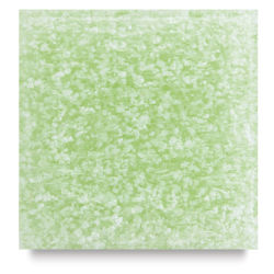 Mosaic Studio Venetian Glass Tiles - 3/4'', Light Green, 8 oz