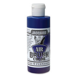 Jacquard Airbrush Paint - 4 oz, Bright Blue